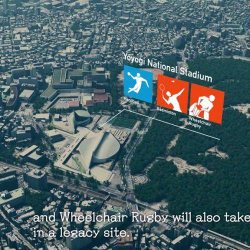 『東京オリンピック「東京2020大会会場計画PR映像」』、『RIO OLYMPIC Tokyo 2020 JAPAN HOUSE 「Water Tree」』